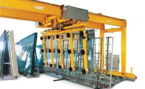 Automatic Crane Stocking System